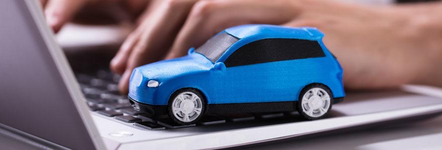 Assurances en ligne voiture